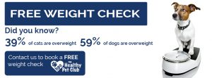 Weight Management FB Cover Dog
